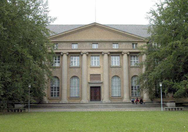Das Museum Europäischer Kulturen, Bruno-Paul-Bau