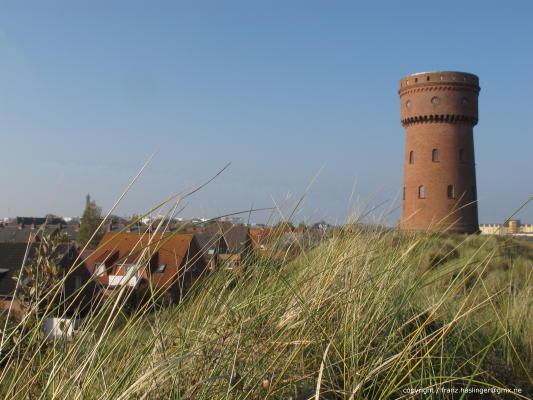 Der ehemalige Wasserturm