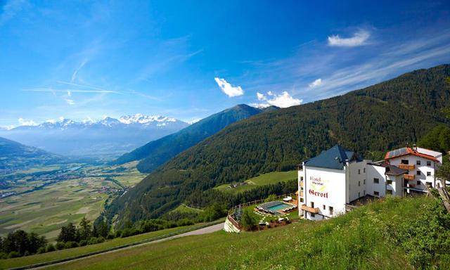 Hotel Das Gerstl in Südtirol