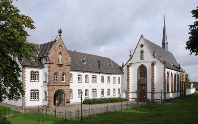 Die Abtei Mariawald