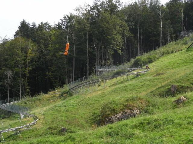 Deutschlands längste Rodelbahn