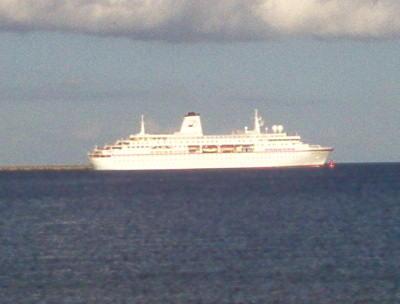 Traumschiff in Sicht