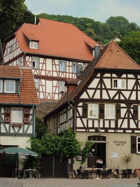 Alte Apotheke Zwingenberg