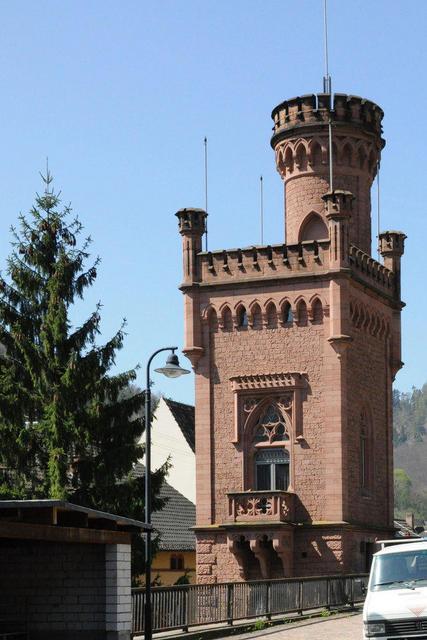Der alte Postturm