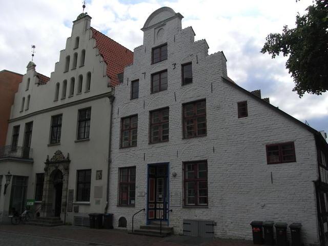 Das alte Kantorat in Rostock