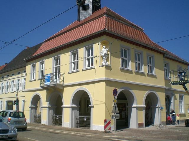 Das Alte Rathaus in Seckenheim