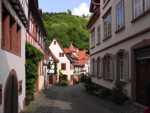 Weinheimer Altstadt