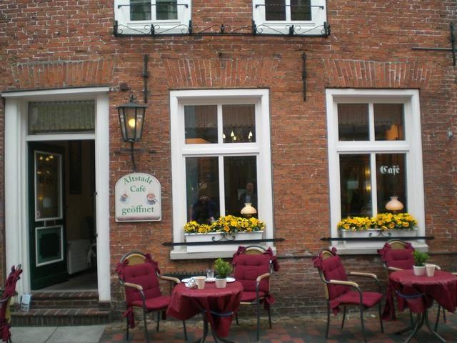 Das Altstadtcafé in Leer