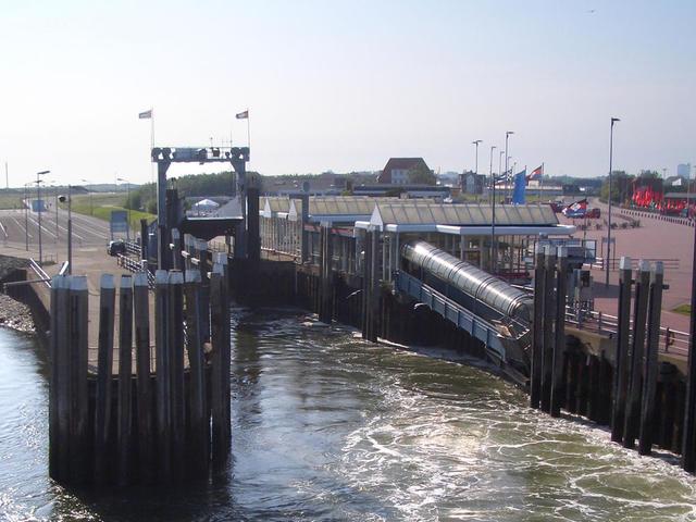 Fähranlager Norderney