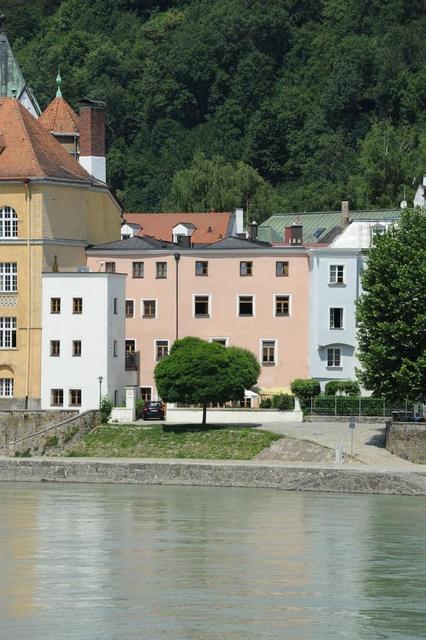 Das Atelier-Café in Passau
