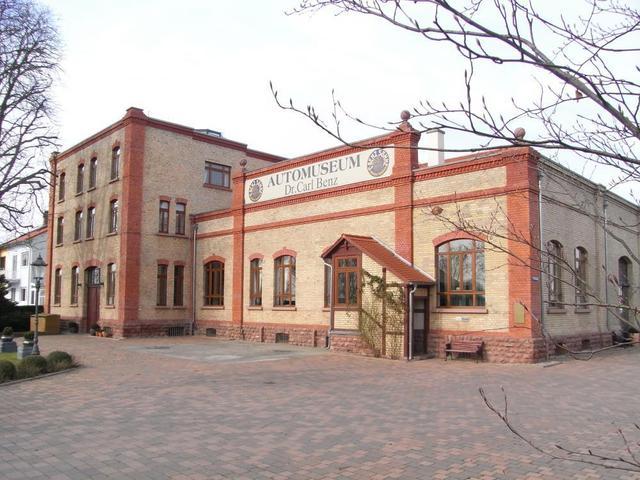 Das Ladenburger Automuseum Dr. Carl Benz