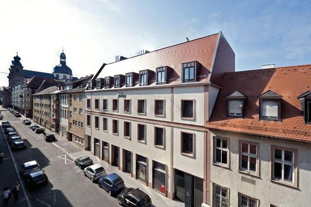 Das Museum Bassermannhaus in Mannheim