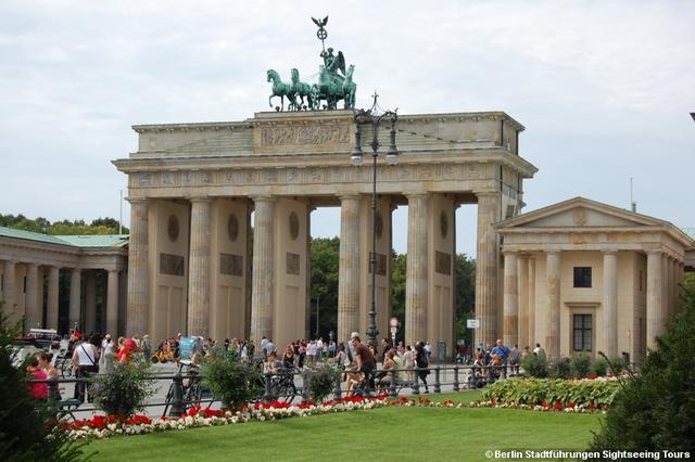 Berlin Stadtrundfahrt