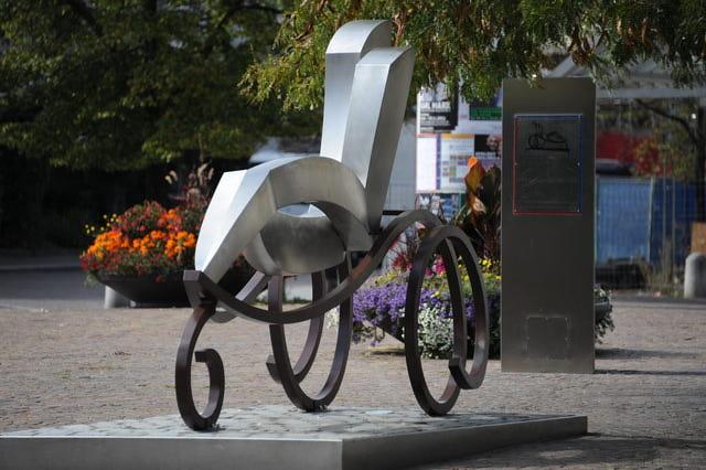 Bertha Benz in Pforzheim