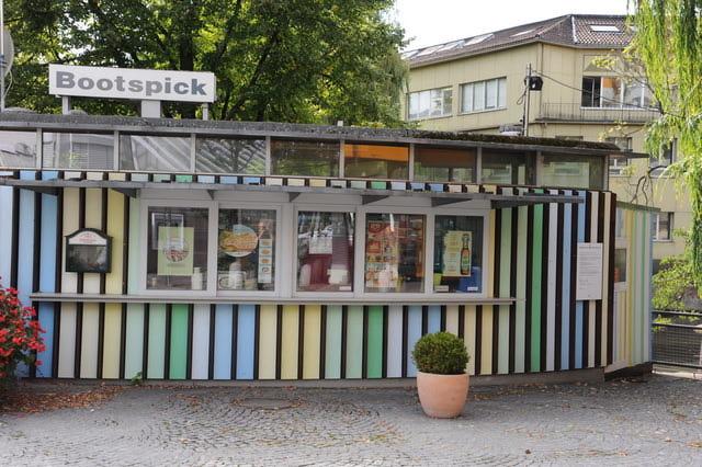 Bootspick in Pforzheim