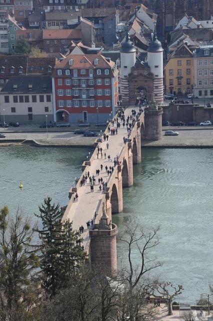 Heidelbergs Alte Brücke