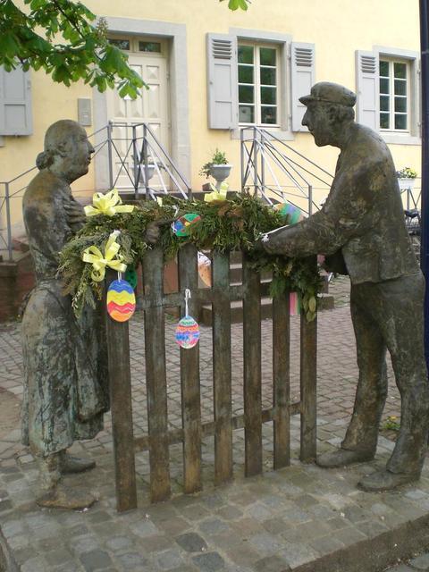 Vetter Schorsch und Baas Kathrine