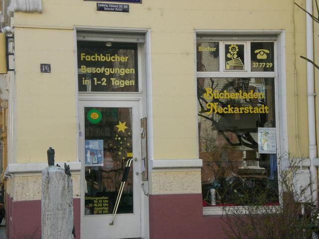 Der Bücherladen Neckarstadt