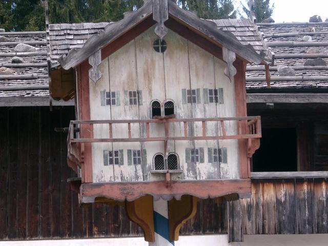 Taubenhaus, Glentleiten