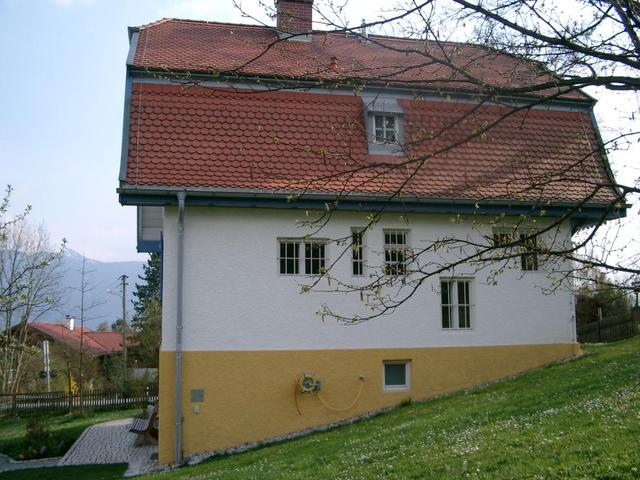 Münter-Haus in Murnau am Staffelsee