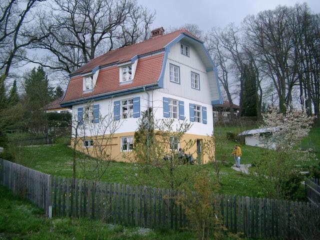 Münter-Haus mit Garten