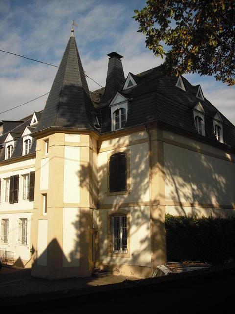 Das älteste Haus in Wallerfangen