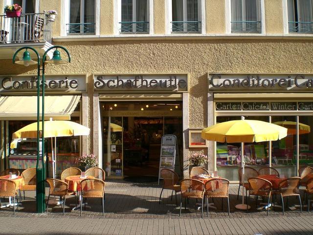 Café Schafheutle in Heidelberg