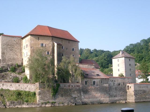 Niederhaus in Passau