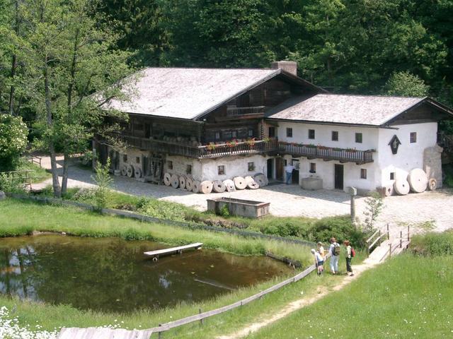 Malerisches Museumsdorf  Bayerischer Wald
