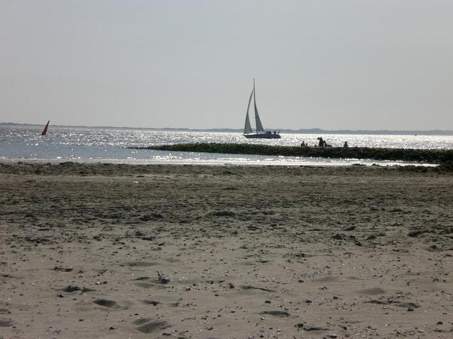 Sandstrand von Norderney