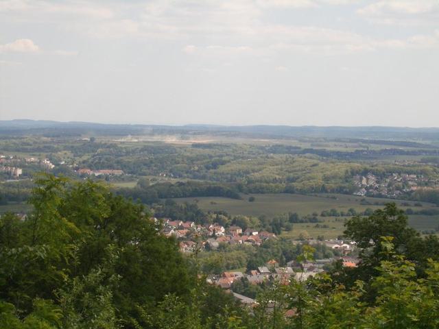 Blick vom Kapellenberg