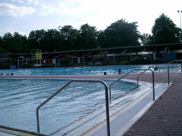 Ilvesheimer Freibad