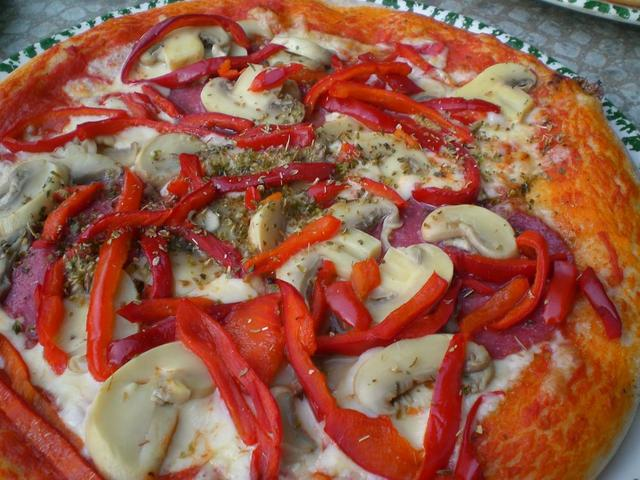 Lecker Pizza