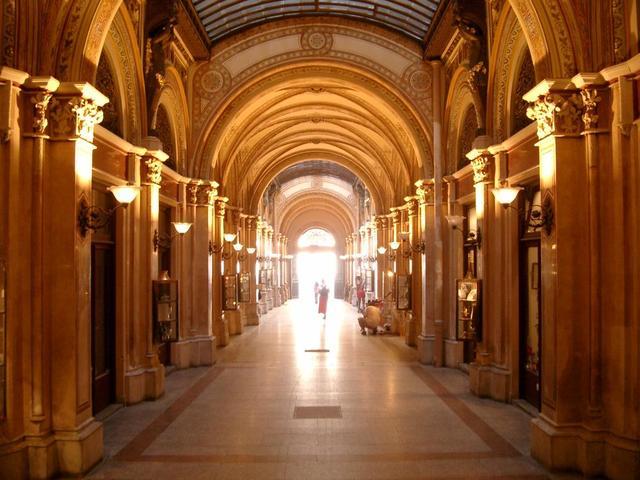 Passage in Wien