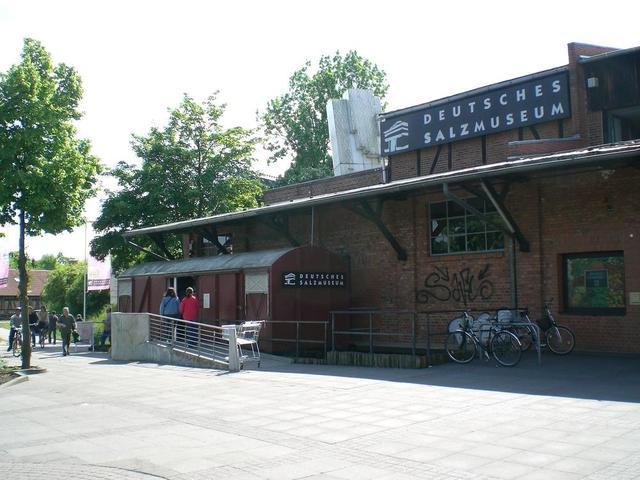 Deutsches Salzmuseum in Lüneburg