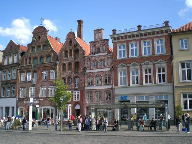 der alte Kaufmannsplatz
