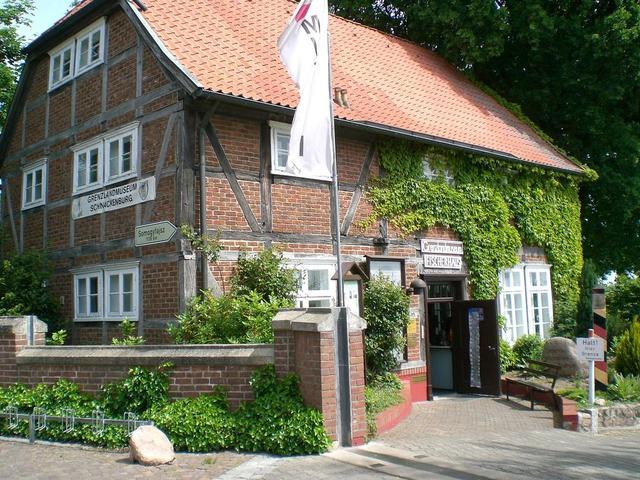 das Grenzlandmuseum in Schnackenburg