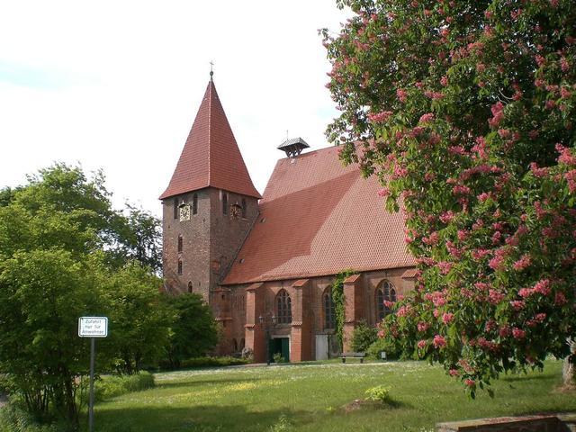 die Kirche im Kloster Ebstorf