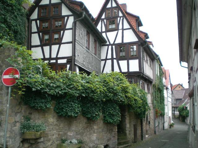 Würzburger Tor in Heppenheim