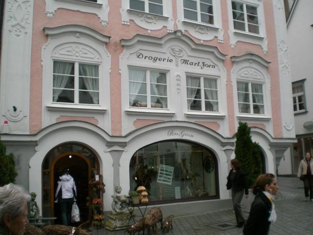 schönes Bürgerhaus in Kempten