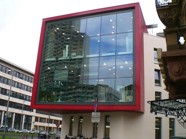 das neue Werkhaus des Nationaltheaters