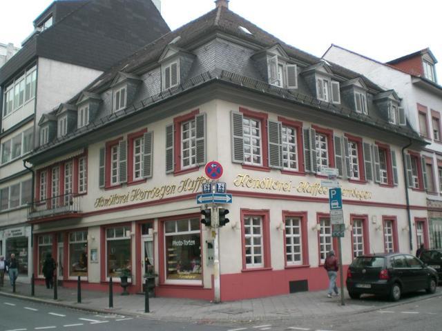 Café Herdegen im Eckhaus