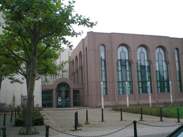Jüdische Synagoge in Mannheim