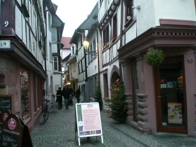 Fußgängerzone in Neustadt