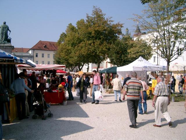 Wochenmarkt Passau