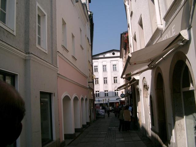 Passauer Grabengasse