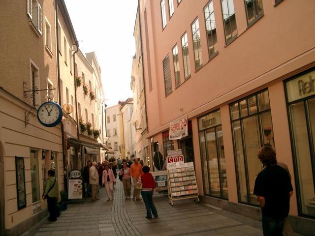 Grabengasse in Passau