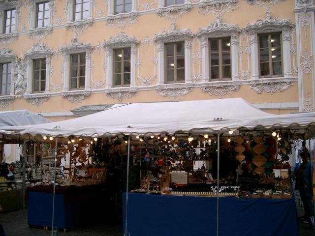 Markt in Würzburg