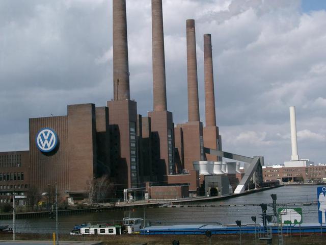 Wolfsburgs Wahrzeichen