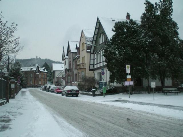 Winterliches Weinheim